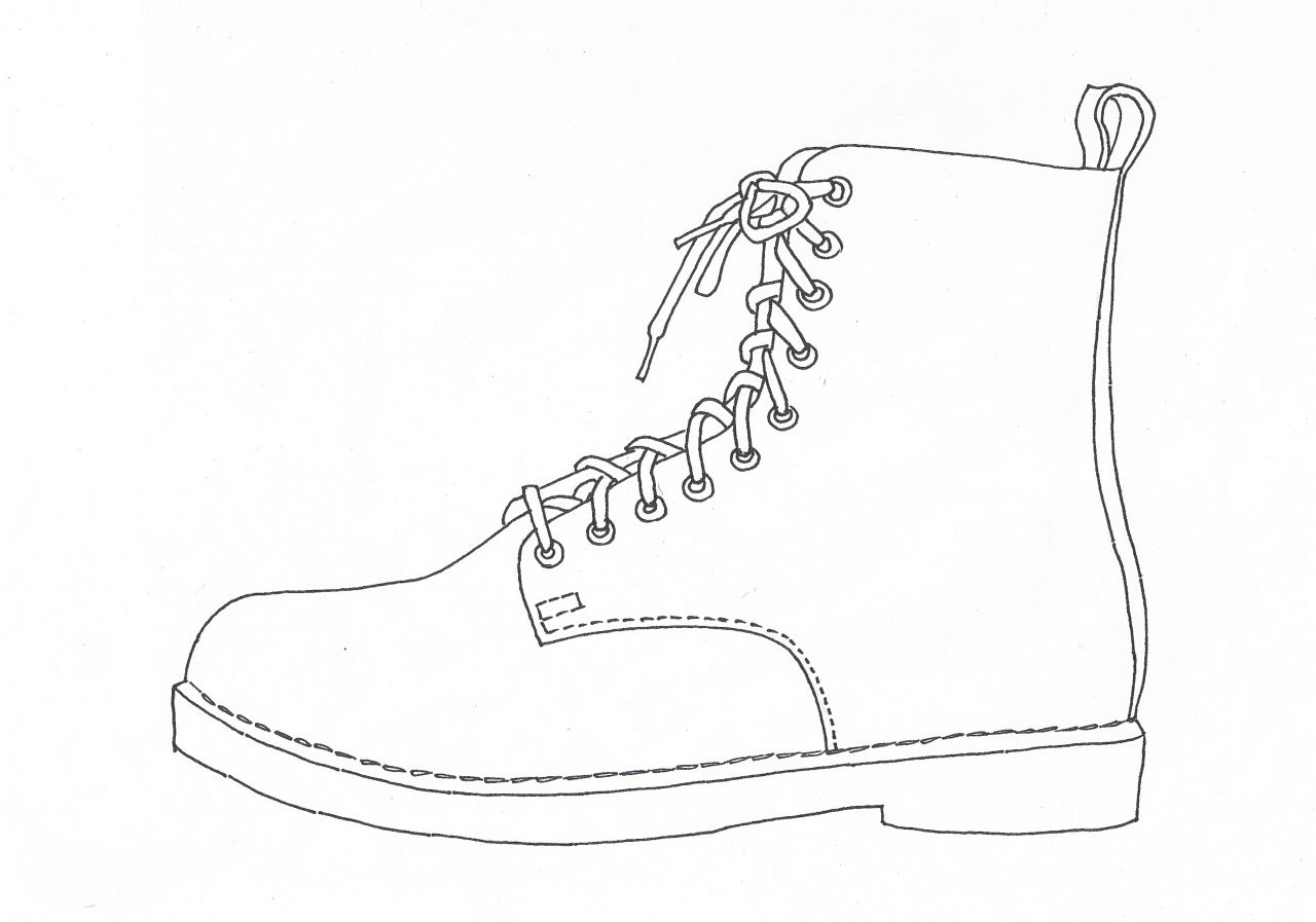 Line Drawing Ethics : Hand made shoes vegan ethical handmade